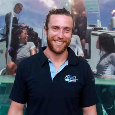 Eugene Beery Course Director Blue Season Bali
