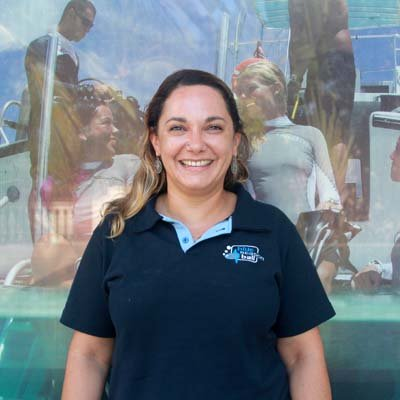 Helene Course Director Blue Season Bali