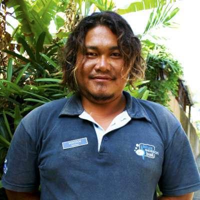 Wayan Sumadi Blue Season Bali